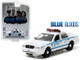 """2001 Ford Crown Victoria Police Interceptor New York City Department (NYPD) """"Blue Bloods"""" TV Series (2010-Current) 1/64 Diecast Model Car Greenlight 44760 D"""