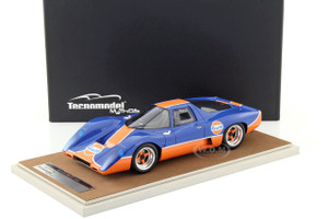 1969 McLaren M6 GT Gulf Edition Limited Edition to 100pcs 1/18 Model Car Tecnomodel TM18-40C