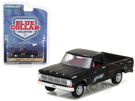 1968 Ford F-100 Pickup Truck Tupelo Grease 1/64 Diecast Model Car Greenlight 35060 B