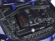 2016 Alfa Romeo Giulia Blue 1/24 Diecast Model Car Bburago 21080