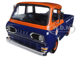 1960's Ford Econoline Pickup with Boxes Allis-Chalmers Parts & Service 1/25 Diecast Model Car First Gear 49-0401