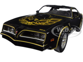1977 Pontiac Firebird Trans Am Smokey and the Bandit 1977 Movie 1/18 Diecast Model Car Greenlight 19025