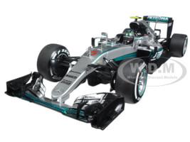 Mercedes AMG Petronas F1 Team #6 W07 2016 Hybrid Nico Rosberg 1/18 Diecast Model Car Minichamps 110160006