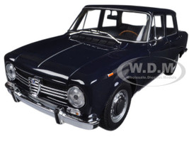 1966 Alfa Romeo Giulia 1300 Blue Limited Edition 504pcs 1/18 Diecast Model Car Minichamps 180120905