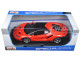 Lamborghini Centenario Red 1/18 Diecast Model Car Maisto 31386