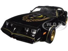 1980 Pontiac Firebird Trans Am Smokey and the Bandit 2 1980 Movie 1/24 Diecast Model Car Greenlight 84031