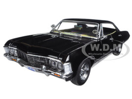 1967 Chevrolet Impala Sports Sedan Supernatural TV Series 2005 1/24 Diecast Model Car Greenlight 84032