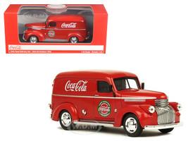 1945 Coca Cola Panel Delivery Van 1/43 Diecast Model Car Motorcity Classics 443045