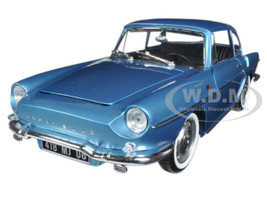 1964 Renault Caravelle Finlande Blue Metallic 1/18 Diecast Model Car Norev 185151
