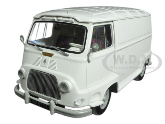 1965 Renault Estafette Beige 1/18 Diecast Model Car Norev 185174