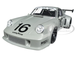 Porsche 911 RSR Mid-Ohio 3 Hours #16 1977 Follmer/Holmes 1/18 Diecast Model Car Norev 187427