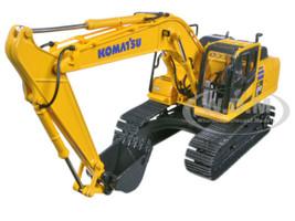 Komatsu PC210LC-11 Excavator 1/64 Diecast Model First Gear 60-0326
