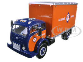 1953 White 3000 COE Delivery Van Allis-Chalmers Parts & Service 1/34 Diecast Model Car First Gear 10-4085