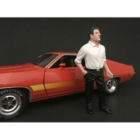 70's Style Figure III For 1:18 Scale Models American Diorama 77453