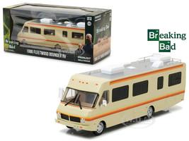 1986 Fleetwood Bounder RV Breaking Bad (2008-13 TV Series) 1/43 Diecast Model Car Greenlight 86500
