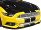 2015 Ford Shelby GT Yellow and Black USA Exclusive Series 1/18 Model Car GT Spirit for ACME US002