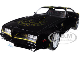 "Tego's 1978 Pontiac Firebird Trans Am ""Fast & Furious"" (2009) Movie Artisan Collection 1/18 Diecast Model Car Greenlight 19026"