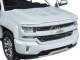 2017 Chevrolet Silverado 1500 LT Z71 Crew Cab White 1/24 Diecast Model Car Motormax 79348