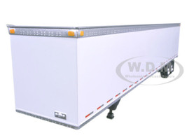 53' Trailer White 1/50 Model First Gear 50-3374