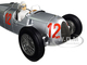 Auto Union Type C 1936 Budapest GP Hans Stuck #12 Limited Edition to 1002pcs  with figure 1/18 Diecast Model Car model Minichamps 155361012