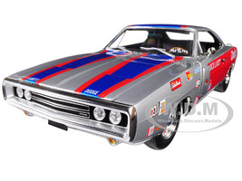1970 Dodge Charger R/T 426 HEMI Dick Landy Limited Edition 1/18 Diecast Model Car Autoworld AW238