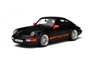 Porsche 911 (964) Carrera RS Black Limited Edition to 1500pcs 1/18 Model Car GT Spirit GT137