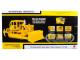International Harvester TD-25 Dozer Enclosed Cab Ripper 1/25 Diecast Model First Gear 49-0397