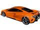 McLaren 675LT Orange 1/18 Diecast Model Car Kyosho C09541P