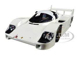1982 Porsche 956K Plain Body White Limited Edition to 504pcs 1/18 Diecast Model Car Minichamps 155826600