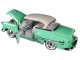 "1953 Chevrolet Bel Air Light Green ""Showroom Floor"" 1/24 Diecast Model Car Jada 98884"
