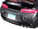 2017 Chevrolet Camaro SS Nightfall Gray Metallic 50th Anniversary Limited Edition to 1002pc 1/18 Diecast Model Car Autoworld AW243