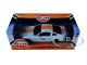 "2012 Ford Mustang Shelby GT500 ""Gulf"" Oil #08 1/18 Diecast Model Car Greenlight 12990"