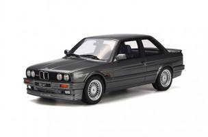 BMW Alpina E30 C2 2.7 Grey Limited Edition to 2000pcs 1/18 Model Car Otto Mobile OT675