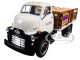 1952 GMC COE Stake Truck with Sack Load K & B Potato Farms Inc. 1/34 Diecast Model First Gear 19-4110