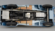 "1937-39 Talbot Lago Coupe Blue T150 C-SS Figoni & Falaschi ""Teardrop"" 1/18 Diecast Model Car CMC"