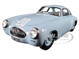 Mercedes 300 SL #20 Blue Grand Prix of Bern 1952 Limited to 1500 pieces Worldwide 1/18 Diecast Model Car CMC 159