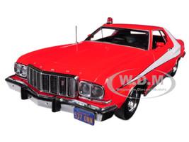 1976 Ford Gran Torino Starsky and Hutch 1975 1979 TV Series 1/24 Diecast Model Car Greenlight 84042