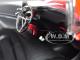 1955 Chevrolet Bel Air Red Bigtime Muscle 1/24 Diecast Model Car Jada 98938