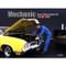Mechanics Customer and a Dog 5 Piece Figure Set For 1:18 Scale Models American Diorama 77447 77448 77449 77450