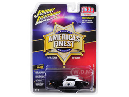 1970 Chevrolet Camaro Z28 America's Finest Highway Patrol Hobby Exclusive Limited Edition to 3600pcs 1/64 Diecast Model Car Autoworld CP7025