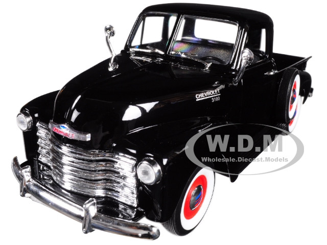WELLY 22087 1953 CHEVROLET 3100 PICK UP TRUCK 1//24-1//27 DIECAST MODEL RED