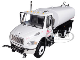 Freightliner M2-106 Water Tank Truck Horsfield Construction HCI 1/34 Diecast Model Car First Gear 10-4105