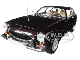 1971 Volvo P1800 ES Brown Metallic Limited Edition to 500 pieces Worldwide 1/18 Diecast Model Car Minichamps 100171615