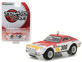 1973 Datsun Baja Z #300 Brock Racing Enterprises BRE Peter Brock Tokyo Torque Series 1 1/64 Diecast Model Car Greenlight 29880 C