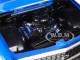 1972 Chevrolet Cheyenne Pickup Truck Blue White Just Trucks 1/24 Diecast Model Car Jada 99046