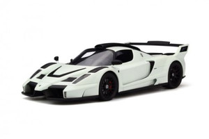 Ferrari Enzo Gemballa MIG-U1 White Limited Edition to 2500 pieces Worldwide 1/18 Model Car GT Spirit GT169