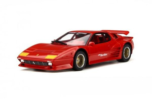 Ferrari Koenig Specials 512 BBI Turbo Red Limited Edition to 2000 pieces Worldwide 1/18 GT Spirit GT165