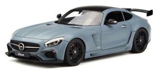 Mercedes Benz SLS FAB Design Areion Gray Limited Edition 1/18 GT Spirit for Kyosho KJ018