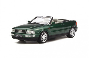 Audi Cabriolet B3 2.8 Cactus Green Limited Edition to 999pcs 1/18 Model Car Otto Mobile OT235