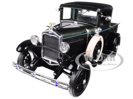 1931 Ford Model A Pickup Truck Gunmetal Gray 1/18 Diecast Model Car Sunstar 6113